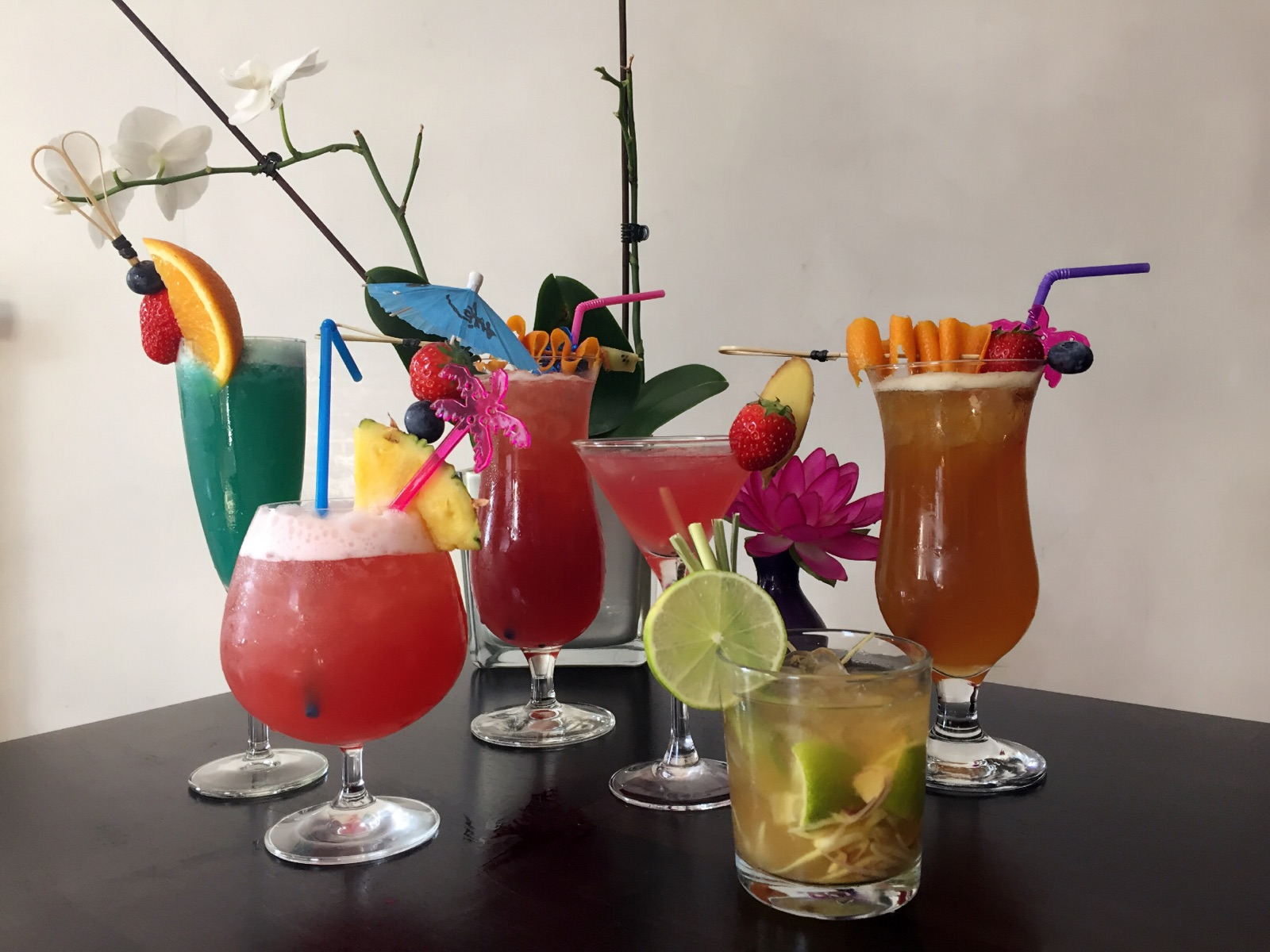 Thara Thai Cocktails